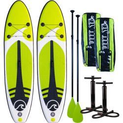 Deep Sea 2 x SUP-lautasetti Pro 300cm