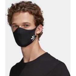 Face Covers 3-Pack M/L
