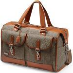 Hartmann Tweed Belting Travel Matkakassi 50cm Natural Tweed