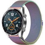 Huawei Watch GT milanese ruostumaton teräs kellon ranneke - Monivärinen