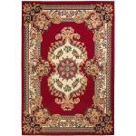 Itämainen matto Persialainen tyyli 140x200 cm punainen/beige - Monivärinen