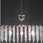 Kristallivalaisin Rake 5, aitoa kristallia