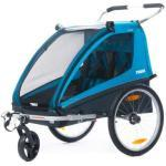 Lastenkuljetusperäkärry THULE Coaster XT, sininen