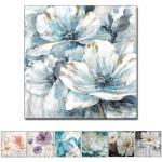 Love Wall Art 100% Handmade Oil Painting On Canvas Modern Abstract Flowers Wall Picture Paintings Living Room Home Decoration