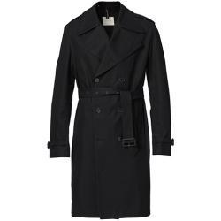 Mackintosh St Andrews Trench Black