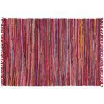 Matto 160x230 cm puuvillainen värikäs DANCA