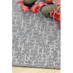 Narma käytävämatto Novelle harmaa 80x250 cm