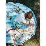 Play & Go -lelusäkki, Outdoor, Stripes