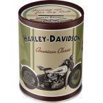 Rahalipas Harley-Davidson Knucklehead