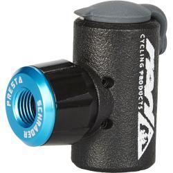 Red Cycling Products CO2 Micro Inflator Mini Pumppu, musta 2021 CO2-pumput