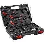 Red Cycling Products Toolbox Työkalulaukku 43 kpl 2021 Työkalupakit