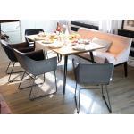 Ruokapöytä Tom Tailor 180x90 cm