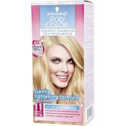 Schwarzkopf Poly Color Tonings- Shampoo 11 Vaalea