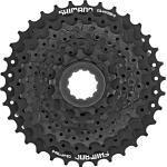 Mustat Shimano Polkupyörän osat