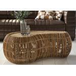 Sohvapöytä Rattan 120x80 cm