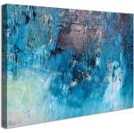 Taulu Abstract blue 60x80 cm