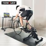 Thinkrider POWER Bike Trainer MTB Road Bicycle Built-in Power-Meter ZWIFT PerfPro preset 5% slope race warm up no need power