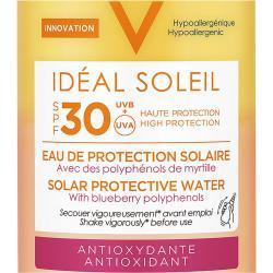 Vichy Ideal Soleil Antioxidant Water -aurinkosuojasuihke SPF30 200ml